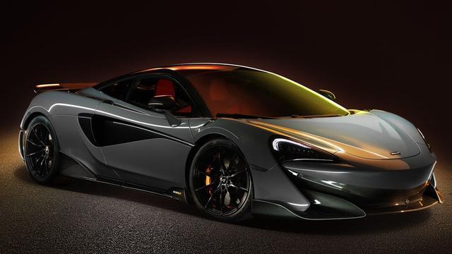 McLaren maakt prijs eind juni gepresenteerde 600LT bekend