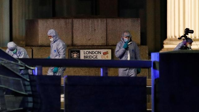 Aanslag London Bridge kost twee mensen het leven, drie nog in ziekenhuis
