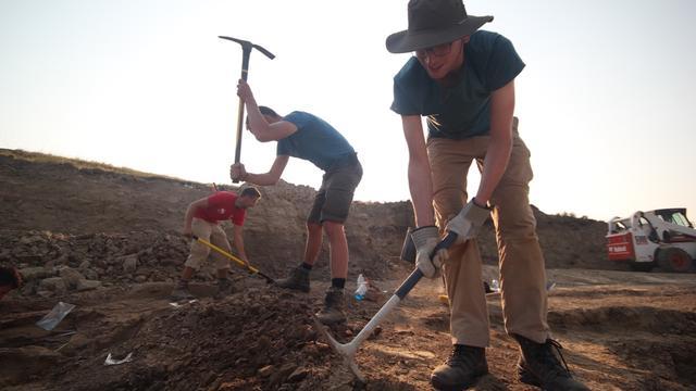 Archeologen vinden 3.400 jaar oude dodenstad in Egypte
