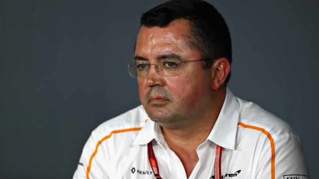 Boullier stapt per direct op als teambaas McLaren