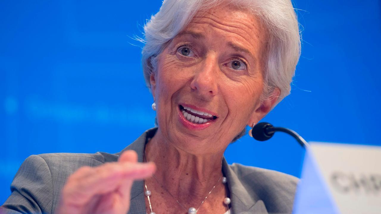 IMF relativeert de gevaren van cryptomunten