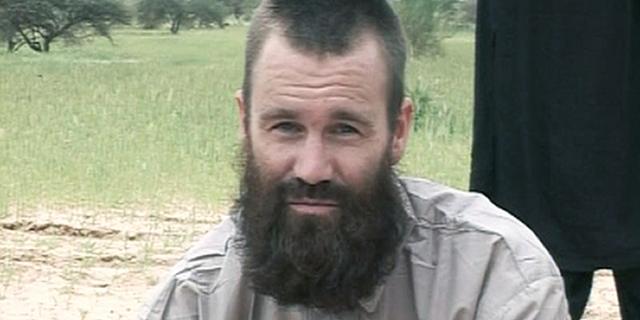 Zweedse medegevangene van Sjaak Rijke na zes jaar vrijgelaten in Mali
