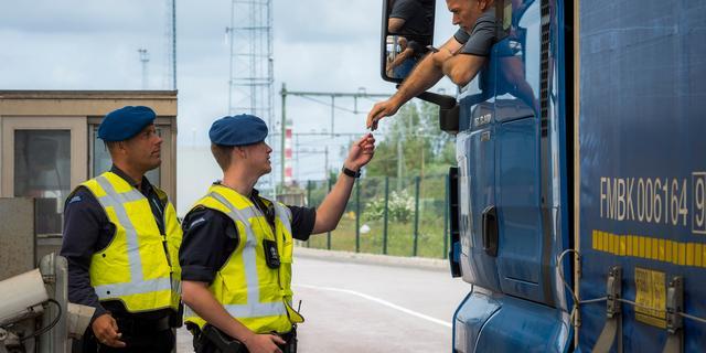 Illegalenstroom Hoek van Holland opgedroogd door strengere controles