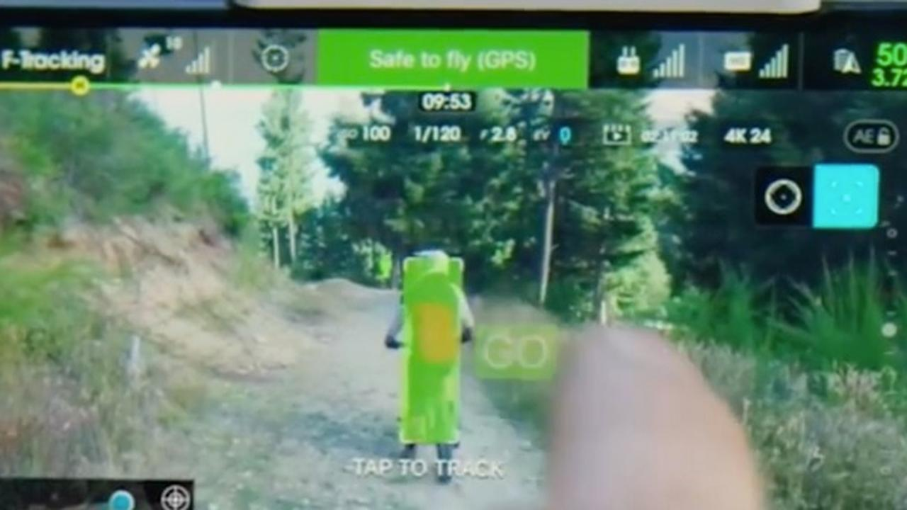 Movidiustechnologie maakt drones autonoom