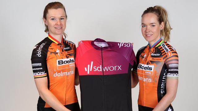 Boels-Dolmans na het seizoen voor drie jaar door als SD Worx Cycling