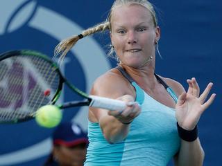 Nederlandse verslaat Lucic-Baroni en treft Serena Williams