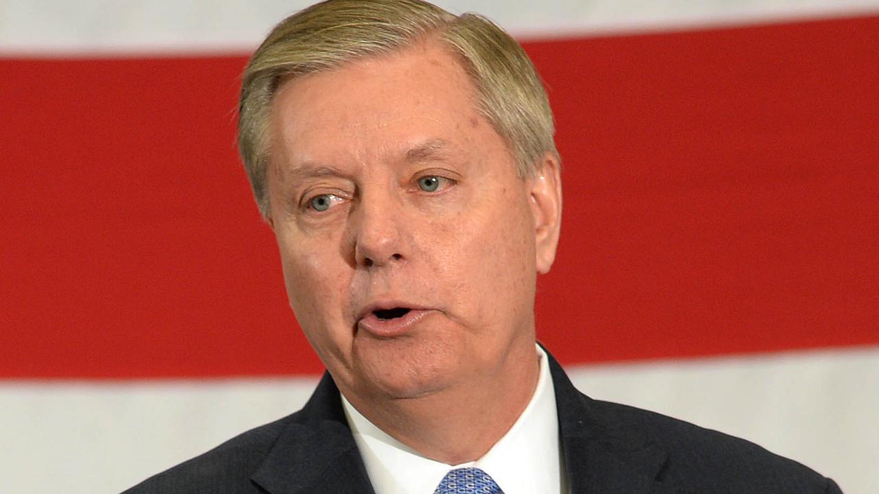 Graham verklaart terugtrekking presidentschap