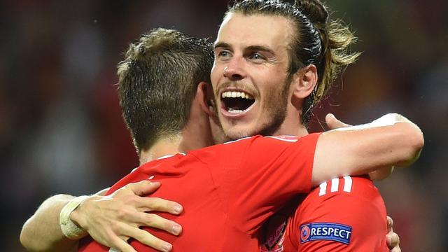 Bale vindt dat Wales na groepswinst moet gaan voor EK-titel