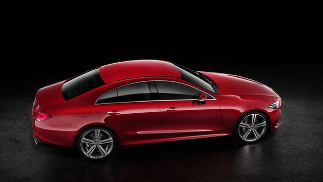Minimaal 93.000 euro voor nieuwe Mercedes-Benz CLS