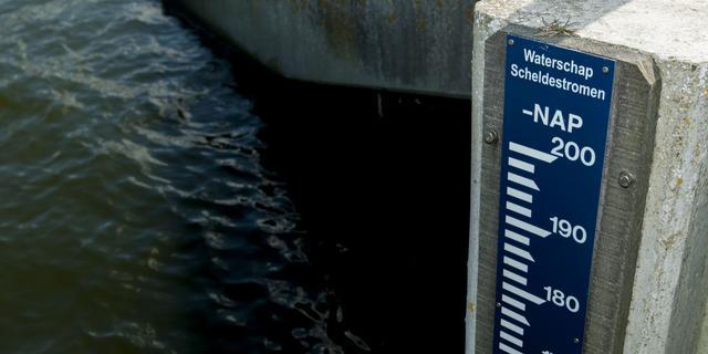 Waterschap Scheldestromen houdt water langer vast tegen schade