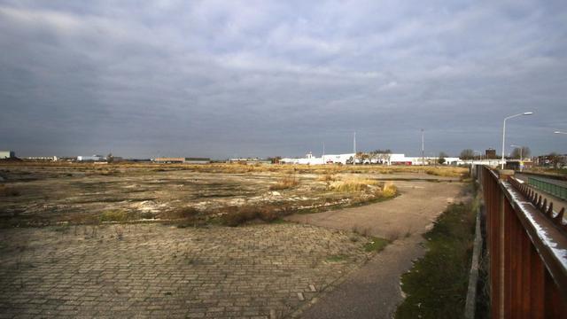 CSM-terrein krijgt kunstwerk met zwevende ijzeren letters 'Ik ga via Breda'