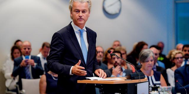 Partij Australië eist visum voor Wilders