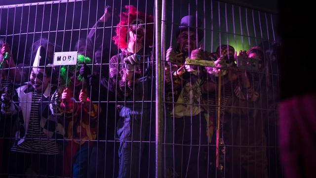 Sneak preview: het grootste spookhuis van de Benelux