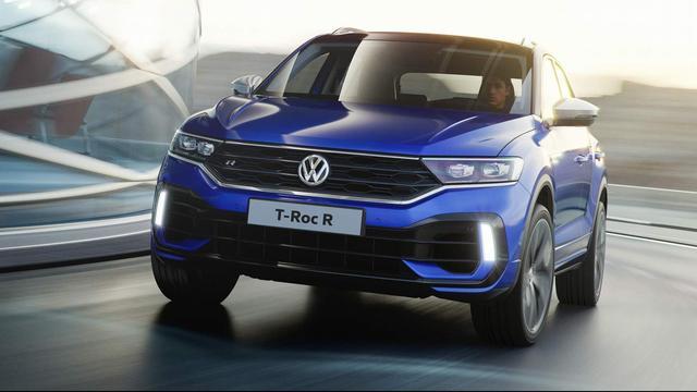 SUV's halen marktaandeel van 40 procent in Europese autoverkoop