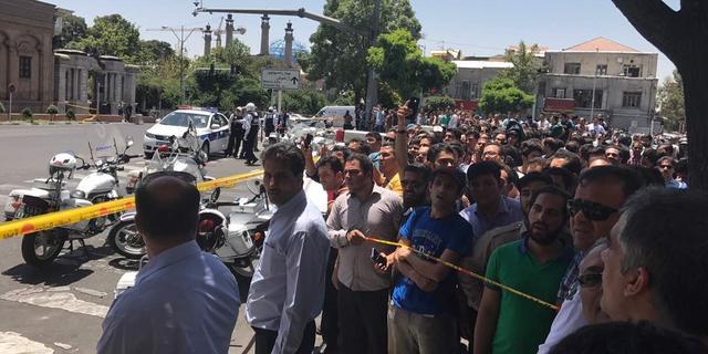 Iran executeert acht veroordeelden van IS-aanslagen in Teheran
