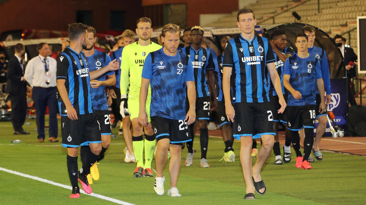 Club Brugge Is Surprised In The First League Game Of The Season Teller Report