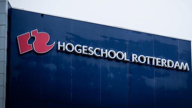 Mogelijk brandgevaarlijk gebouw Hogeschool Rotterdam blijft ruim jaar dicht
