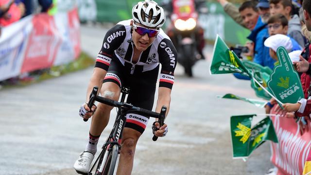 Kelderman voelt dat hij nog 'bij de sterksten' hoort aan eind van Vuelta