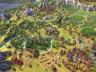 Met het zeer uitgebreide Civilization VI