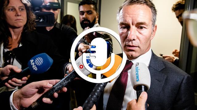 'VVD kon niet anders dan omstreden Van Haga uit fractie zetten'