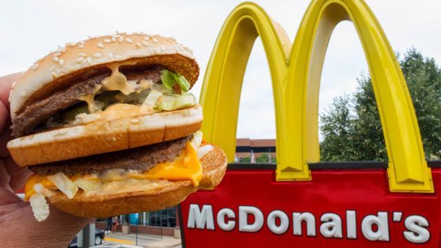 Omzet McDonald's Nederland naar recordhoogte van 811 miljoen euro