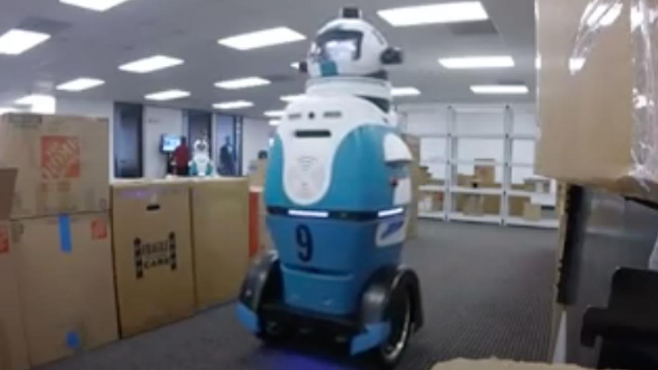 Robot in VS kan worden ingezet bij bedrijfshulpverlening