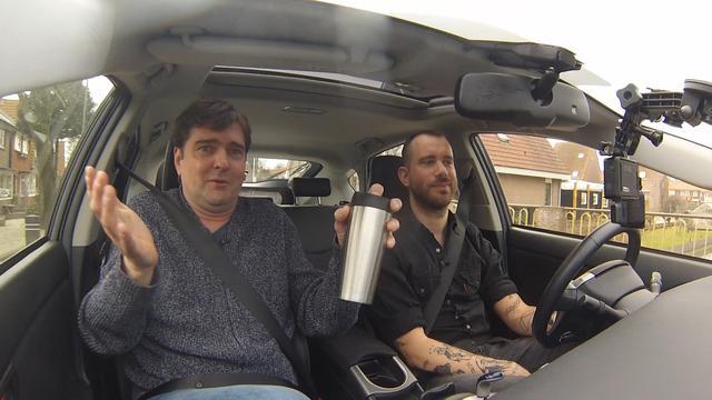 In de auto met Paul de Munnik: 'Mijn liedjes zijn niet waar'