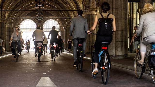 Aantal fietsers dat bij spoedeisende hulp belandt opnieuw gestegen