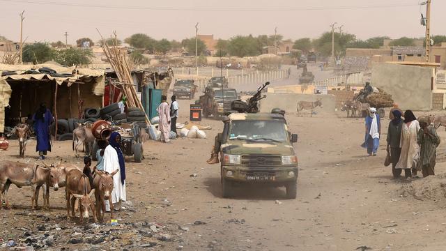 'Europa moet VN-missie Mali meer steunen'
