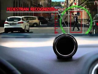 Mobileye maakt sensoren voor zelfrijdende auto's Google
