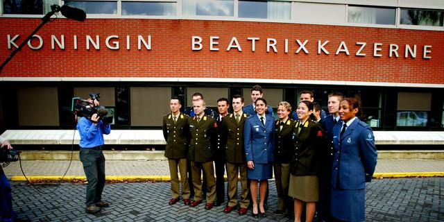 Beatrixkazerne in Den Haag blijft toch open