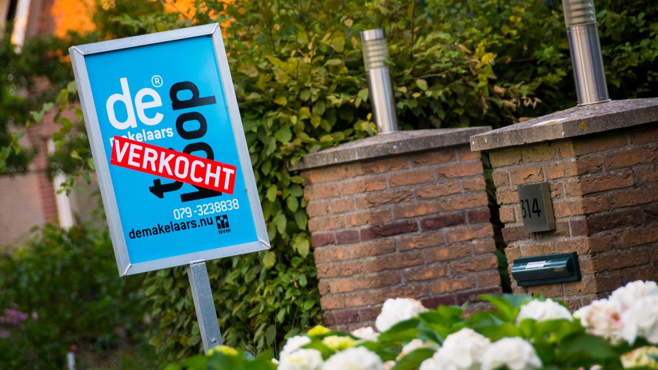 Huizenprijzen stijgen door, woning kost in januari gemiddeld 360.000 euro - NU.nl