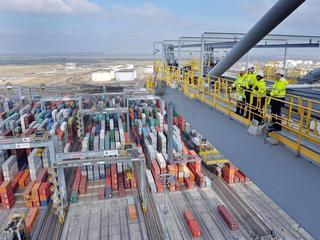 Totale inkomsten uit handel met Britten 0,4 procent gedaald
