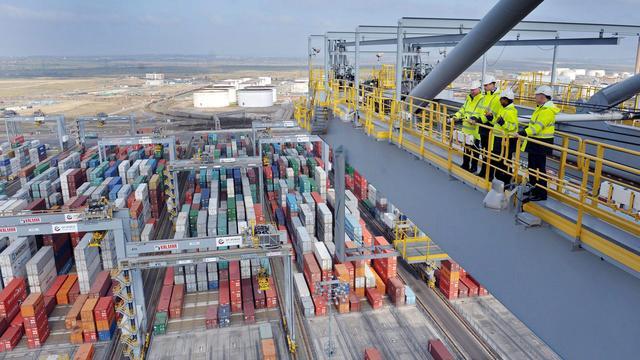 Waardedaling pond stimuleert Britse export