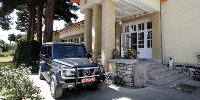 Zo ging het kabinet om met de noodoproepen van de ambassade in Kaboel