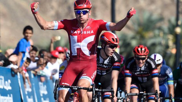 Kristoff verslaat Westra en wint eerste etappe Driedaagse De Panne