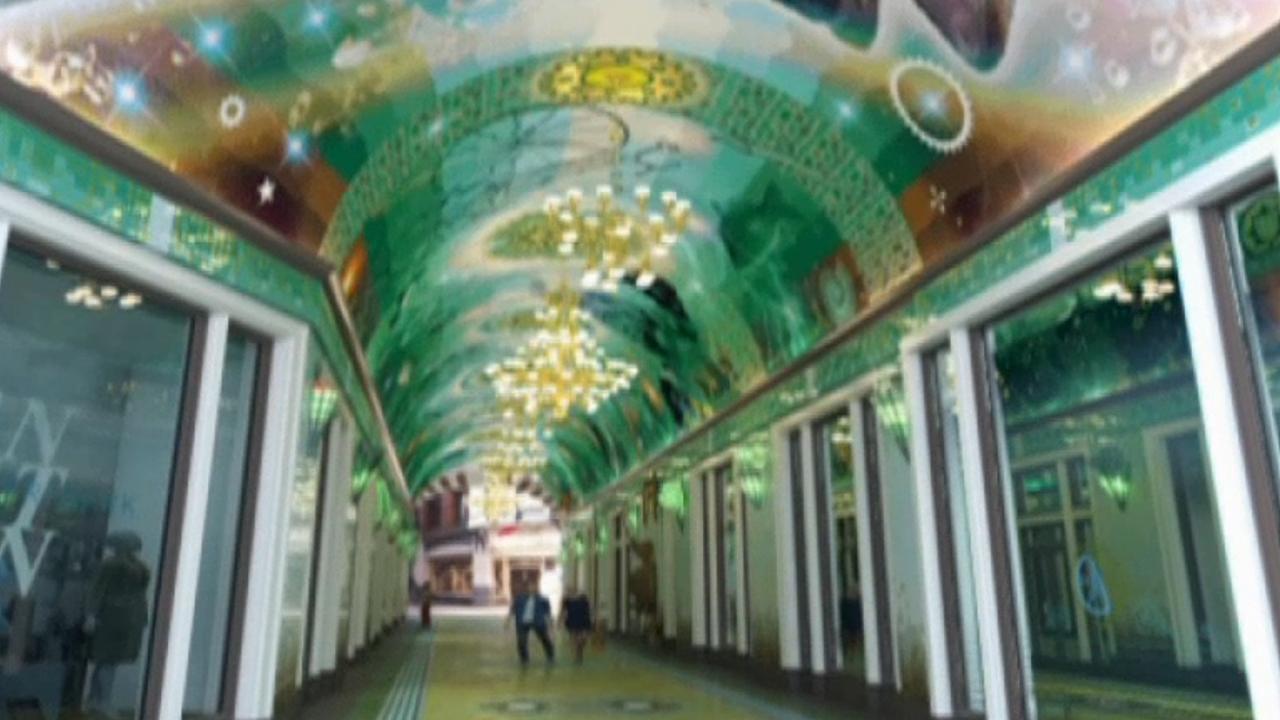 Beurspassage krijgt kunstwerk 'Amsterdamse Oersoep'