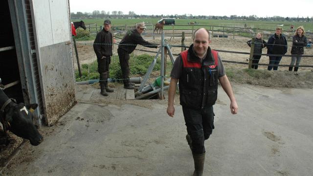 Laatste oproep aan politiek voor behoud weidegang koeien Oostvlietpolder