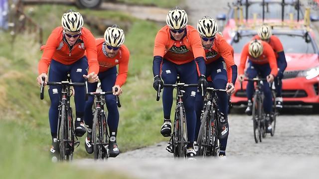 Bahrain-Merida met Nibali en oud-winnaar Gasparotto naar Limburg