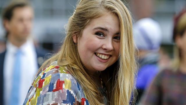 Amalia is 16: 'Ze moet waarschijnlijk zelf sparen voor een scooter'