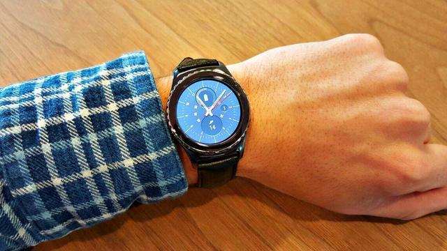 'Samsung Gear S3 met draairing wordt in september onthuld'