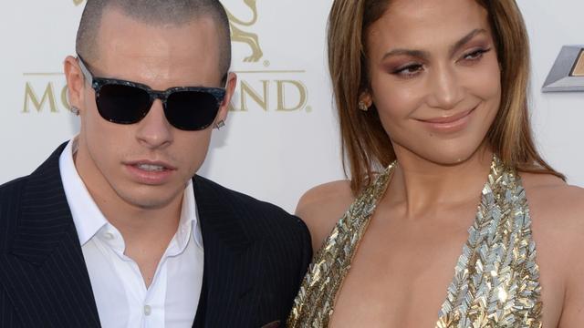 'Jennifer Lopez en Casper Smart uit elkaar'