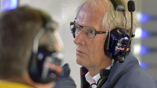 Adviseur Marko bevestigt dat Red Bull na 2015 mogelijk stopt met F1