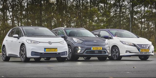 Autoverkoop 5 procent in de min in eerste negen maanden van 2021