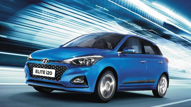 Vernieuwde Hyundai i20 debuteert in India