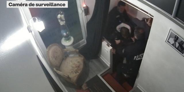 Agenten aangeklaagd voor mishandeling zwarte man in Parijse muziekstudio