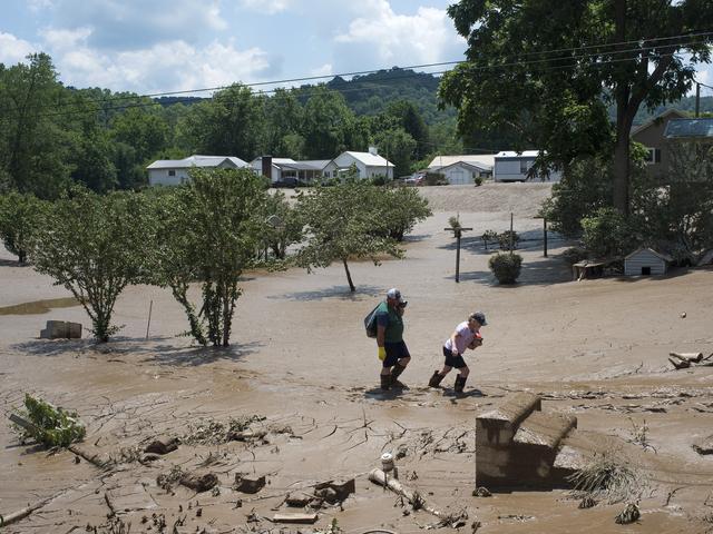 Slachtoffers West Virginia krijgen financiële steun van overheid VS