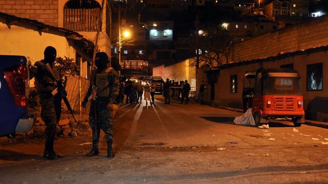 Zeker tien mensen gedood door nepagenten in Honduras