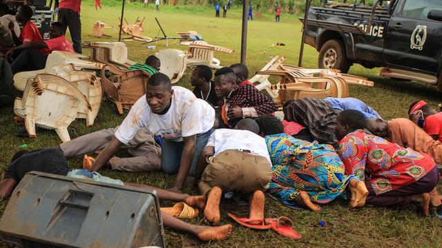 Tientallen doden in Oeganda bij protesten rond arrestatie oppositieleider