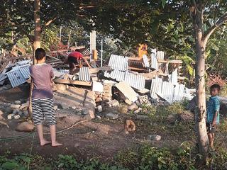 Aardbeving met magnitude van 6.4 werd gevolgd door naschok van 5.4